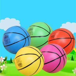 20cm Inflatable PVC Basketball Beach Ball Kid Adult Outdoor