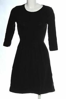 ONLY Abito a maniche lunghe nero stile casual Donna Taglia I