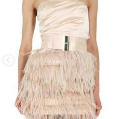 Italian fashion dress Elisabetta Franchi vestito cerimonia n